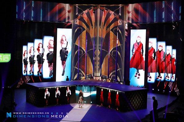 节目舞台视觉设计团队恩维传媒