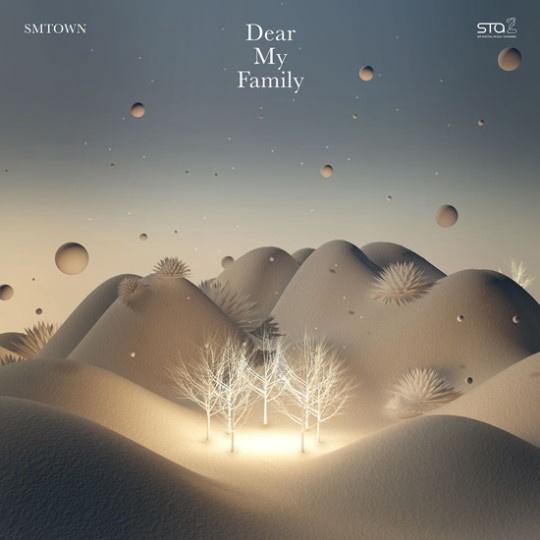 六合彩特码SM艺人总动员献唱《DEAR MY FAMILY》 收录已故歌手SHINee金钟铉歌曲【组图】