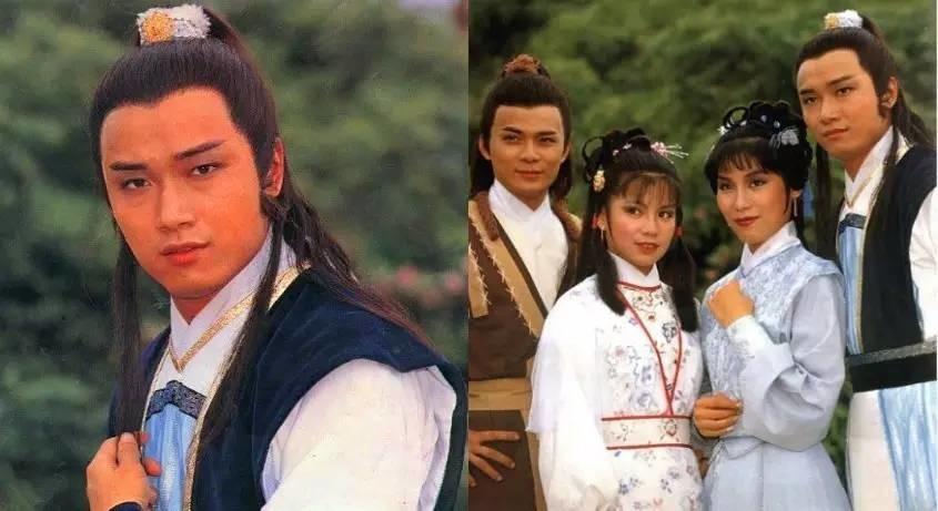要知道,当年苗侨伟在83版《射雕》中,扮演的还是杨康.