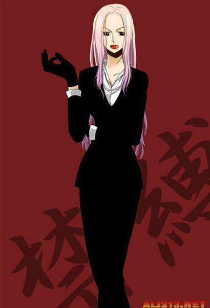 海贼王十大人气女角色 缇娜美貌与能力并存的御姐系