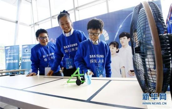 (社会)(3)上海:手脑一起动 科普创新探未来
