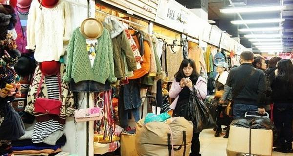 Faire du shopping dans les marchés de Pékin