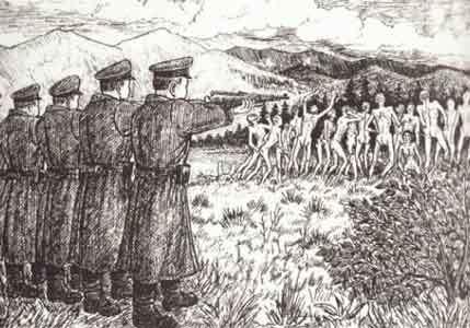 30年代苏联 肃反 2年时间逮捕150万人处决68万图片