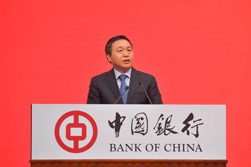 中国银行成为进博会唯一银行类综合服务支持企业