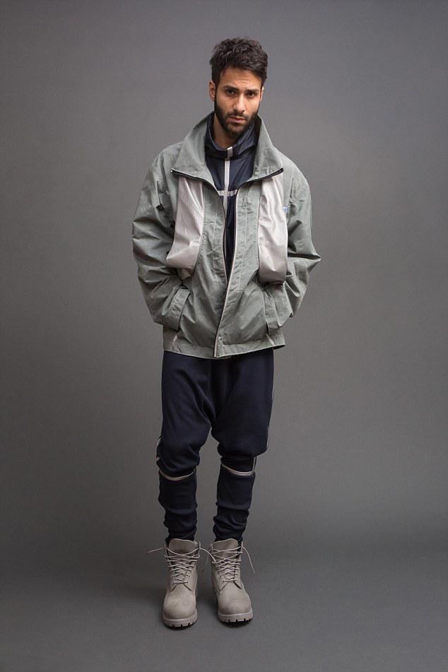 美设计学院女生为难民设计多用途衣服
