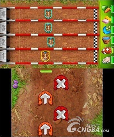 游戏 还有 6 种 智力 竞速 迷你 游戏 可以 随时 让