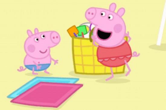小猪佩奇家的教育不一般,其中的教育意义,值得每位父母深思