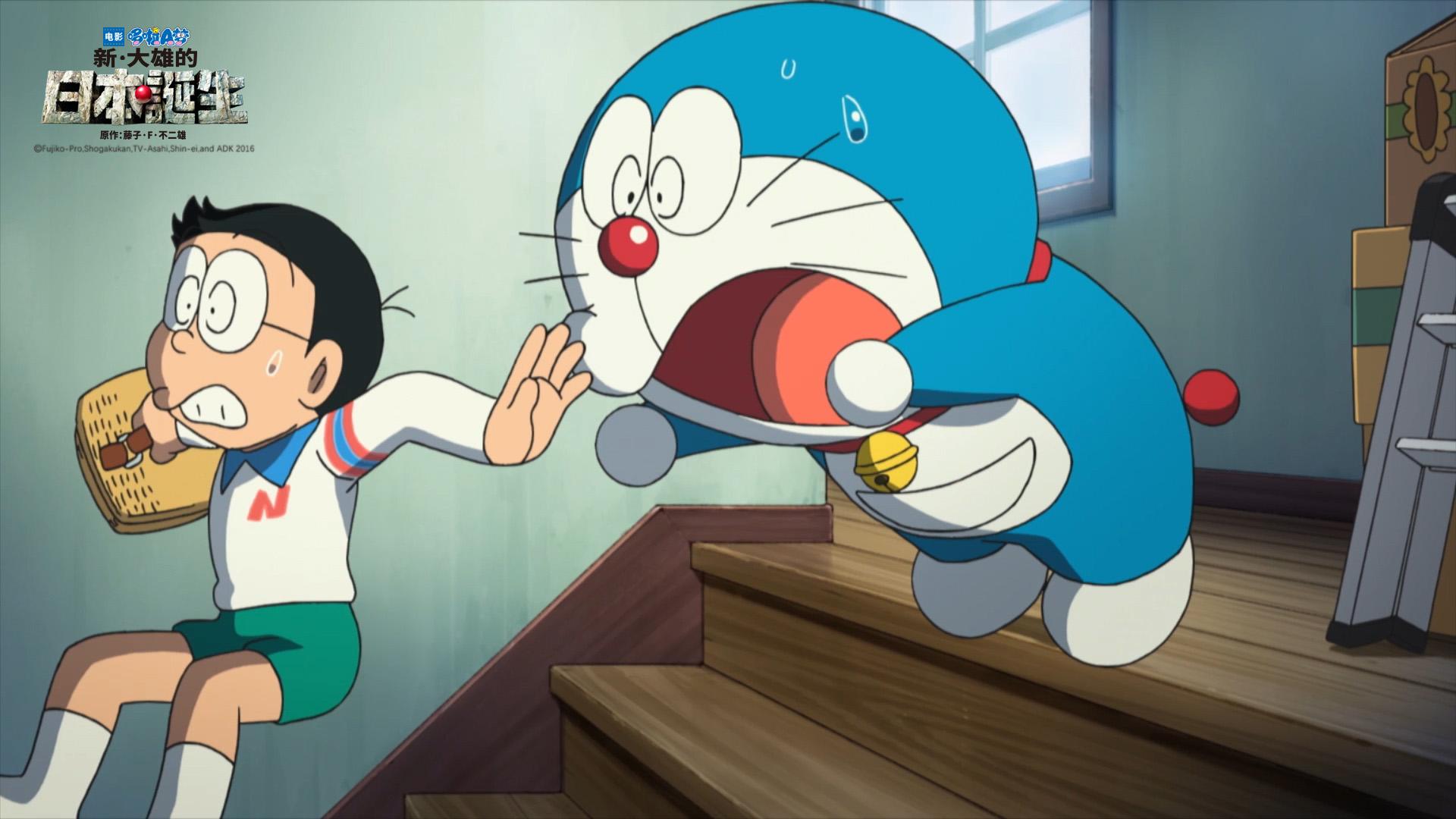 《哆啦a梦:新·大雄的日本诞生》曝先导预告
